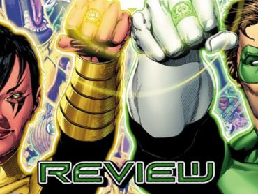 Hal Jordan and the Green Lantern Corps #22 Review