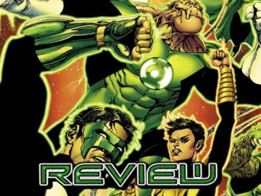 Hal Jordan and the Green Lantern Corps #21 Review