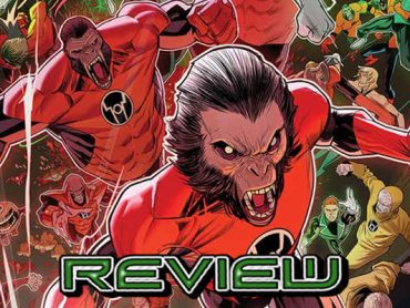 Planet of the Apes / Green Lantern #5 Review