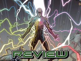 Planet of the Apes / Green Lantern #6 Review