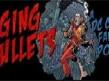 Blackest Night #4 Raging Bullets Guest Appearance