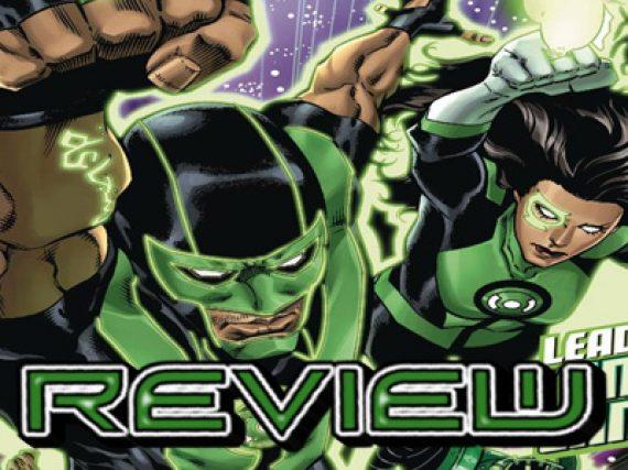 Green Lanterns #29 Review