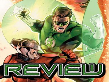 Hal Jordan and the Green Lantern Corps #26 Review