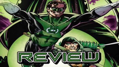 Green Arrow #30 Review