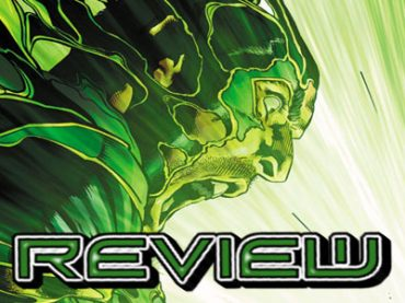 Green Lanterns #30 Review