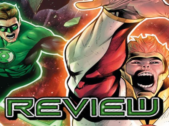 Hal Jordan and the Green Lantern Corps #28 Review