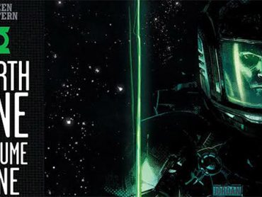 "More ""Green Lantern: Earth One"" Details"