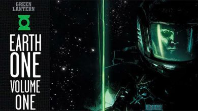 """More """"Green Lantern: Earth One"""" Details"""