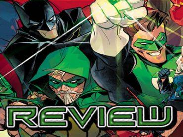 Green Arrow #31 Review