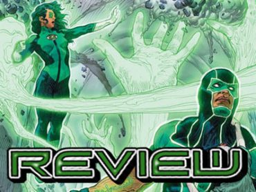 Green Lanterns #32 Review