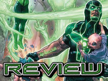 Green Lanterns #33 Review