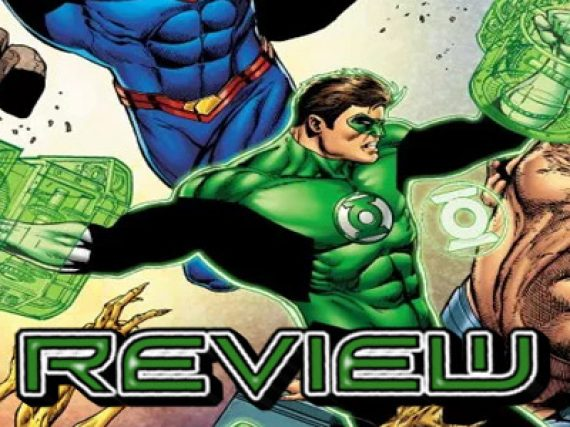 Hal Jordan and the Green Lantern Corps #31 Review