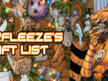 The 2018 Larfleeze Gift List
