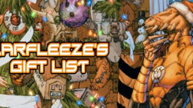 The 2018 Larfleeze Gift List