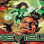 Green Lanterns #35 Review