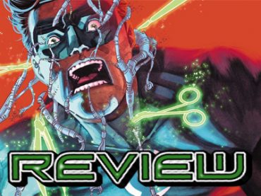 Hal Jordan and the Green Lantern Corps #33 Review
