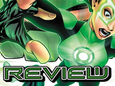 Green Lanterns #36 Review