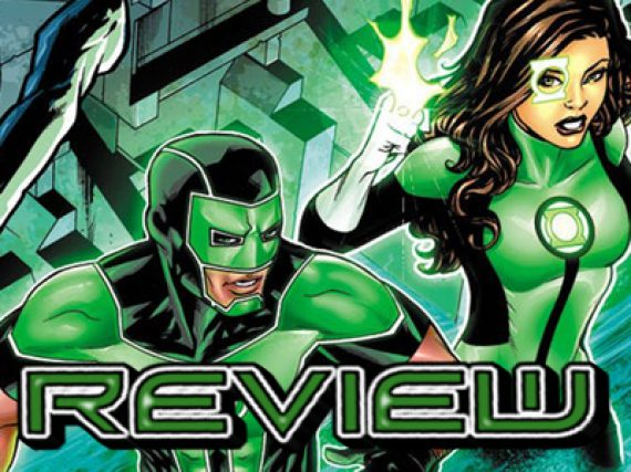 Green Lanterns #37 Review