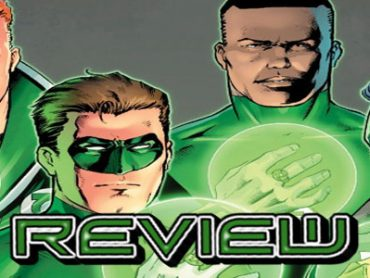 Hal Jordan and the Green Lantern Corps #35 Review