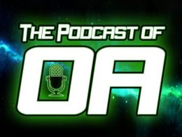 The Podcast of Oa Episode 125 – an Exclusive Interview with Robert Venditti