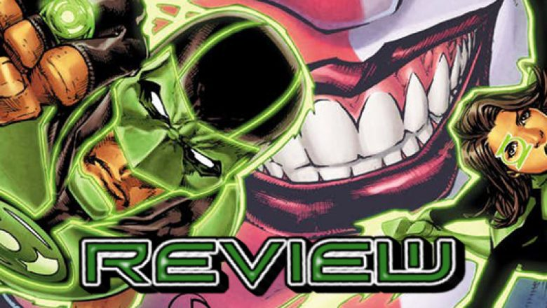 Green Lanterns #38 Review