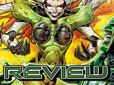Green Lanterns #39 Review