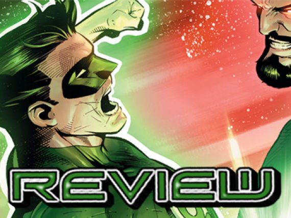 Hal Jordan and the Green Lanterns Corps #37 Review