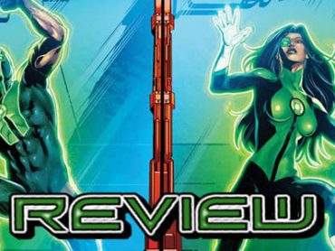 Green Lanterns #40 Review