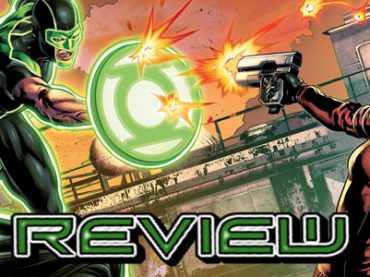 Green Lanterns #41 Review
