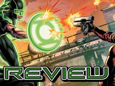 Green Lanterns #41 Review