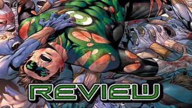 Hal Jordan and the Green Lantern Corps #38 Review