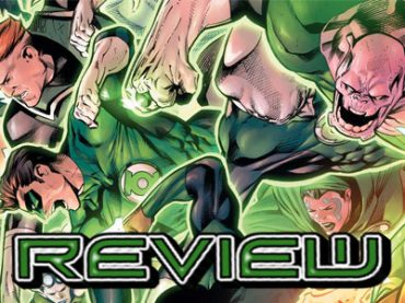 Hal Jordan and the Green Lantern Corps #39 Review