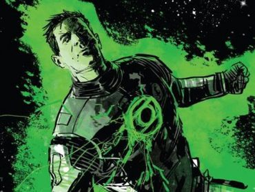 Green Lantern: Earth One nominated for an Eisner Award