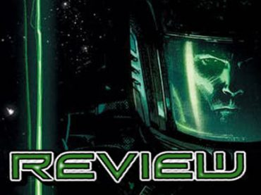 Green Lantern: Earth One #1 Review