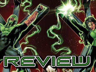 Green Lanterns #42 Review