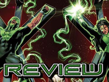 Green Lanterns #42 Review