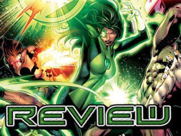 Green Lanterns #43 Review