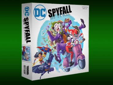 DC Spyfall to be released August 8th