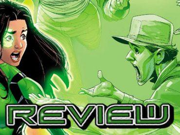 Green Lanterns #45 Review