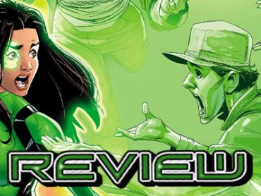 Green Lanterns #45 Review
