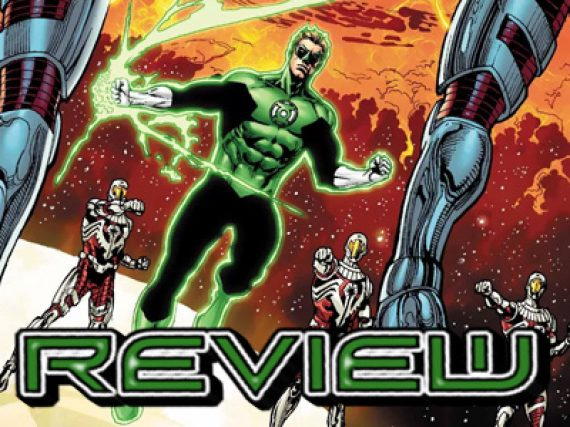 Hal Jordan and the Green Lantern Corps #43 Review