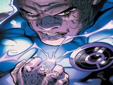 John Stewart….Ultraviolet Lantern!?