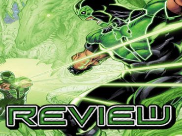 Green Lanterns #46 Review
