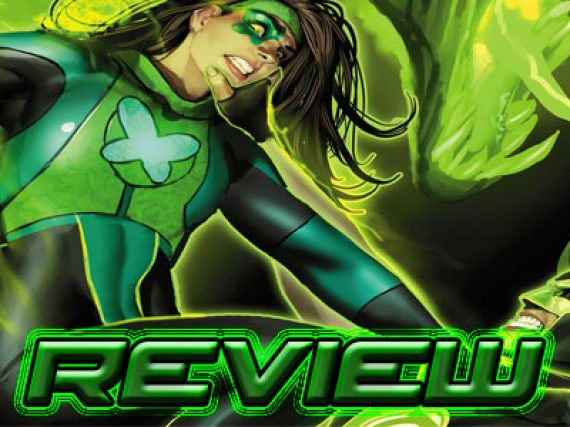 Green Lanterns #47 Review