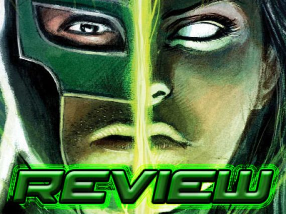 Green Lanterns Annual #1 Review