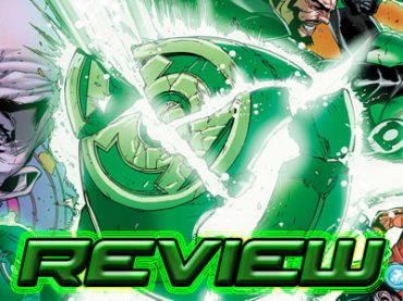 Hal Jordan and the Green Lantern Corps #45 Review