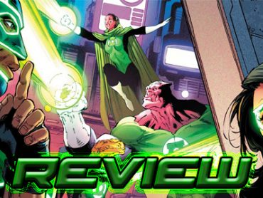 Green Lanterns #49 Review