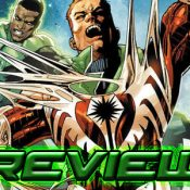 Hal  Jordan and the Green Lantern Corps #46 Review