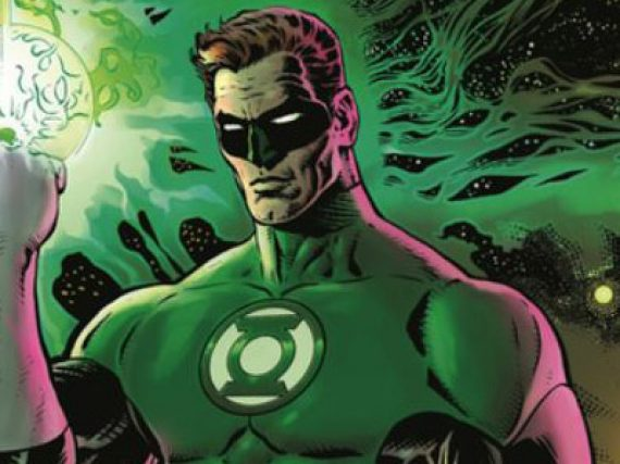 The Green Lantern #1 is the #2 comic for November