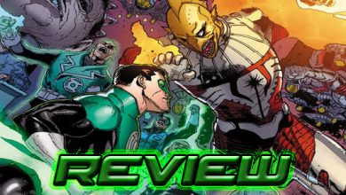 Hal Jordan and the Green Lantern Corps #48 Review